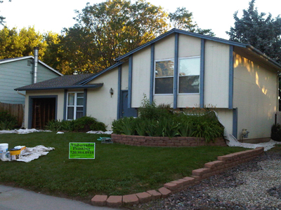 exterior house painting lakewood