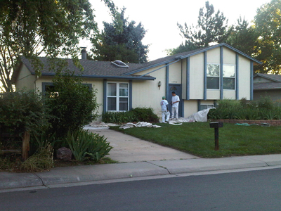 exterior house painting lakewood co