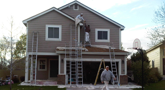 home painter denver