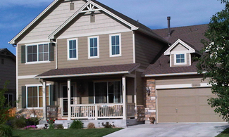 exterior house painter Denver