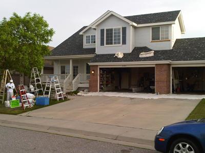 home painter lakewood co