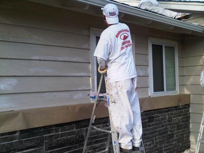 home painters lakewood