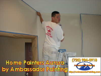 Home Painters Aurora