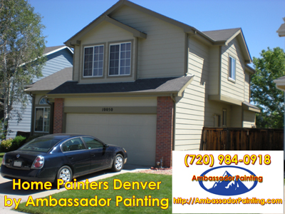 Home Painters Denver