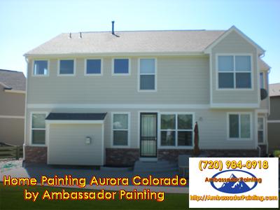 Home Painting Aurora Colorado