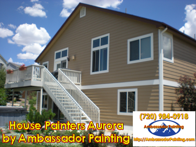 House Painters Aurora