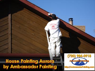 house painting Aurora