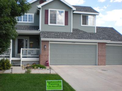 House Painting Brighton Colorado