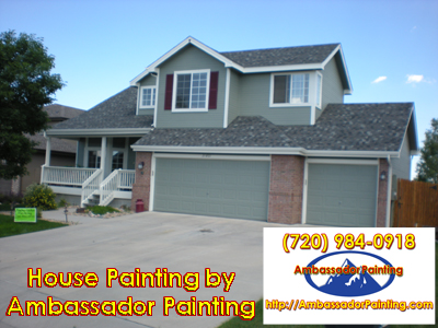House Painting Denver