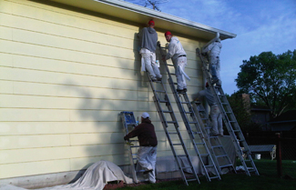 house painting preperation denver
