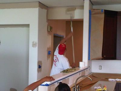 lakewood house painting