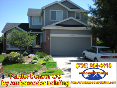 Painter Denver CO