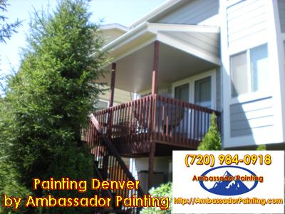 Painting Denver