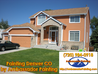 Painting Denver CO
