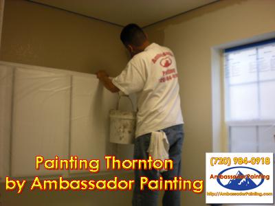 Painting Thornton