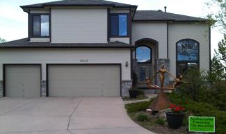 residential painter Denver