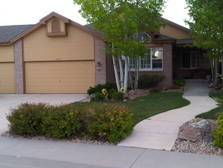 House Painting Contractor Aurora CO