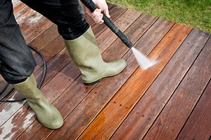 Deck Staining Contractor Denver