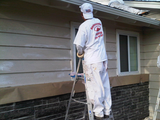 Selecting A Great House Painting Contractor