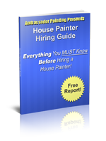 House Painter Hiring Guide