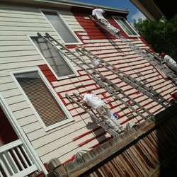 House Painting Contractor preparation