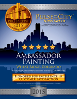 Ambassador House Painting Award 2015