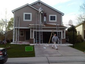 home painter Colorado USA