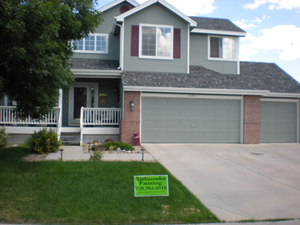home painter Colorado